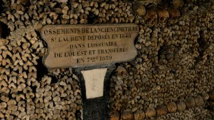 Sep16 | The Catacombs of Paris