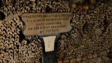 Sep16 | The Catacombs of Paris