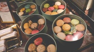 Sep16 | Ladurée macarons
