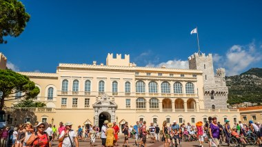Sep16 | Prince's Palace of Monaco