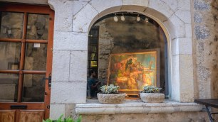 Sep16 | Galleries in St Paul de Vence
