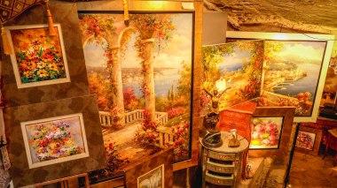Sep16   Galleries in St Paul de Vence