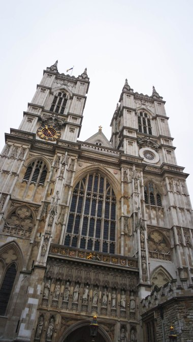Dec16 | Westminster Abbey