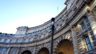 Dec14 | Heading to Buckingham Palace