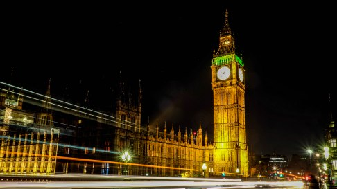 Nov16 | Big Ben and the Palace of Westminster
