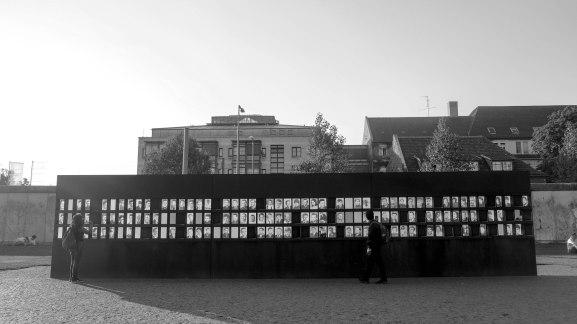Sep16 | Memorial at Bernauer Strasse